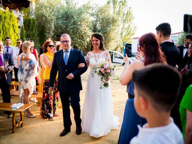 La boda de Jesús y Rosa en Alomartes, Granada 27