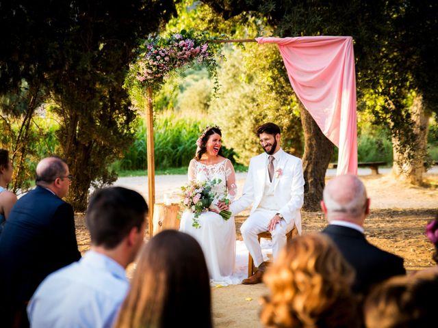La boda de Jesús y Rosa en Alomartes, Granada 1
