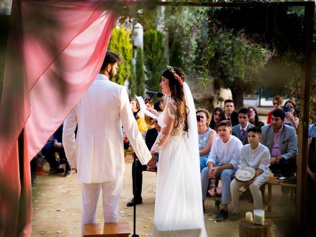 La boda de Jesús y Rosa en Alomartes, Granada 31