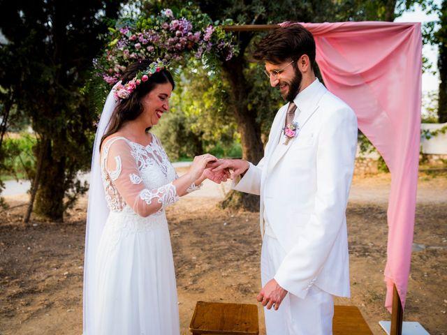 La boda de Jesús y Rosa en Alomartes, Granada 35