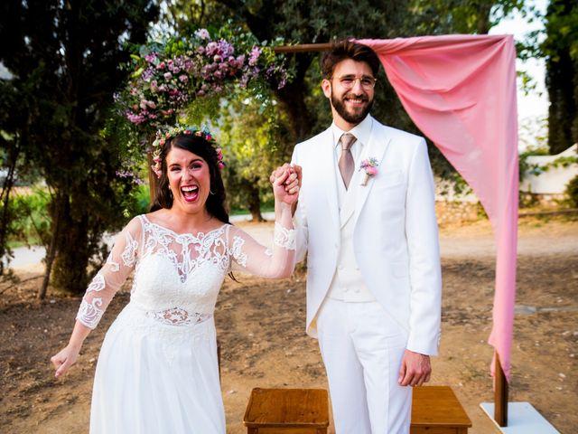 La boda de Jesús y Rosa en Alomartes, Granada 36