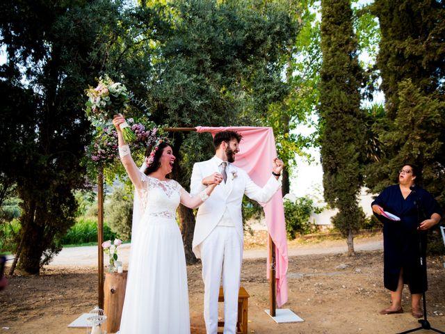 La boda de Jesús y Rosa en Alomartes, Granada 37