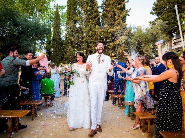 La boda de Jesús y Rosa en Alomartes, Granada 38