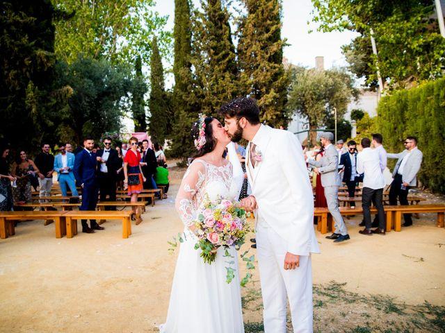 La boda de Jesús y Rosa en Alomartes, Granada 39