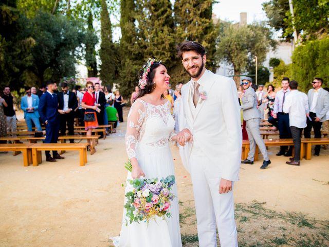 La boda de Jesús y Rosa en Alomartes, Granada 40