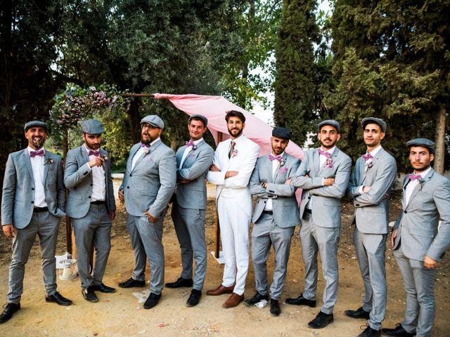 La boda de Jesús y Rosa en Alomartes, Granada 41