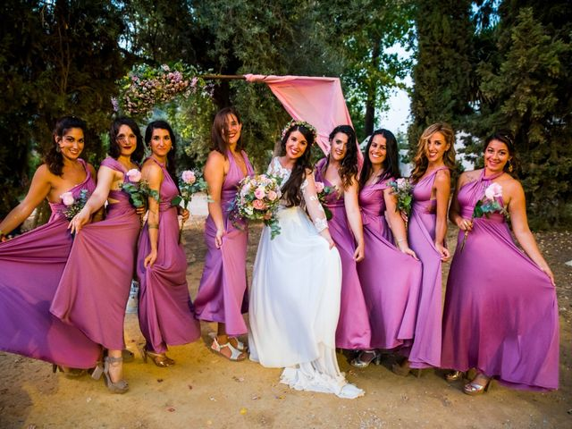 La boda de Jesús y Rosa en Alomartes, Granada 46