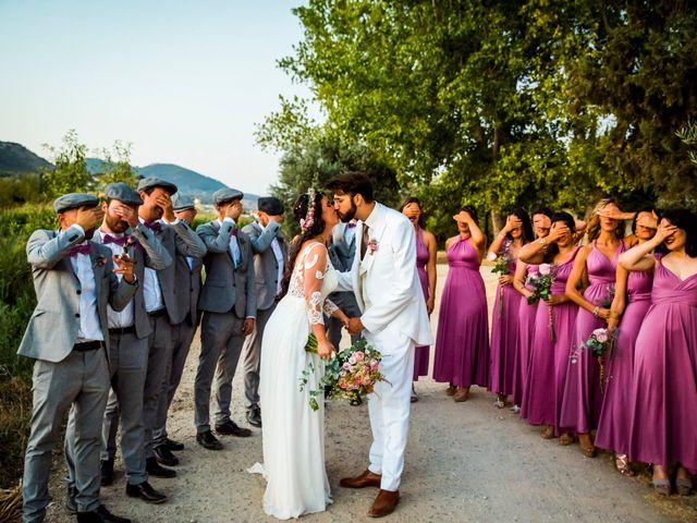 La boda de Jesús y Rosa en Alomartes, Granada 48