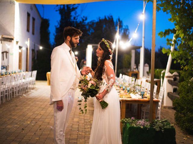La boda de Jesús y Rosa en Alomartes, Granada 51