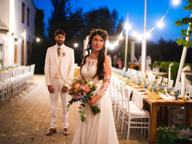 La boda de Jesús y Rosa en Alomartes, Granada 2
