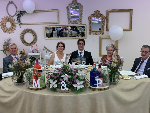 La boda de Montse y Paco