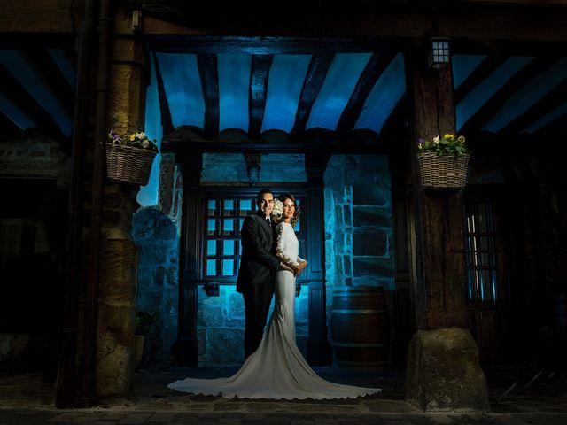 La boda de Asier y Eli