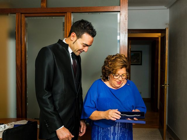 La boda de Eli y Asier en Elorriaga, Álava 3
