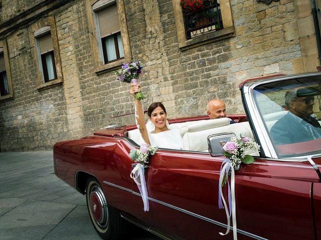 La boda de Eli y Asier en Elorriaga, Álava 16