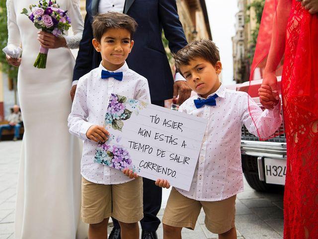 La boda de Eli y Asier en Elorriaga, Álava 18