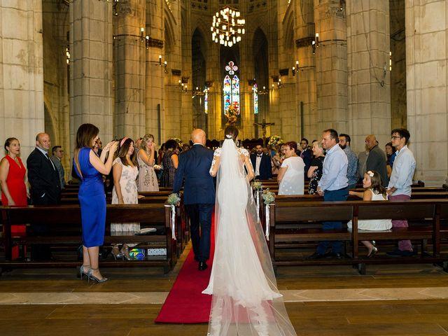 La boda de Eli y Asier en Elorriaga, Álava 20