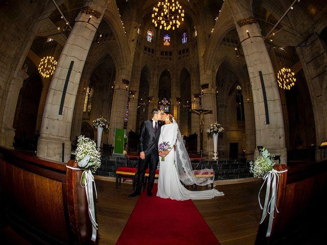 La boda de Eli y Asier en Elorriaga, Álava 29