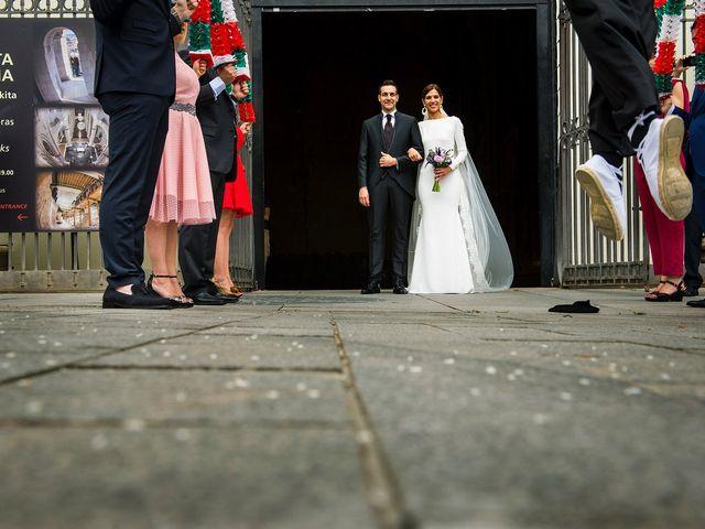 La boda de Eli y Asier en Elorriaga, Álava 30