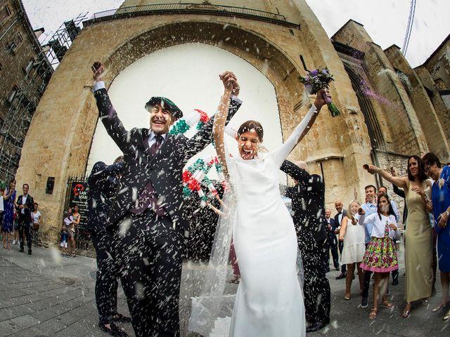 La boda de Eli y Asier en Elorriaga, Álava 32