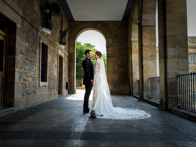 La boda de Eli y Asier en Elorriaga, Álava 33