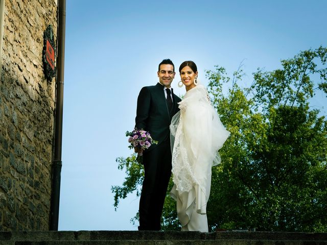 La boda de Eli y Asier en Elorriaga, Álava 34