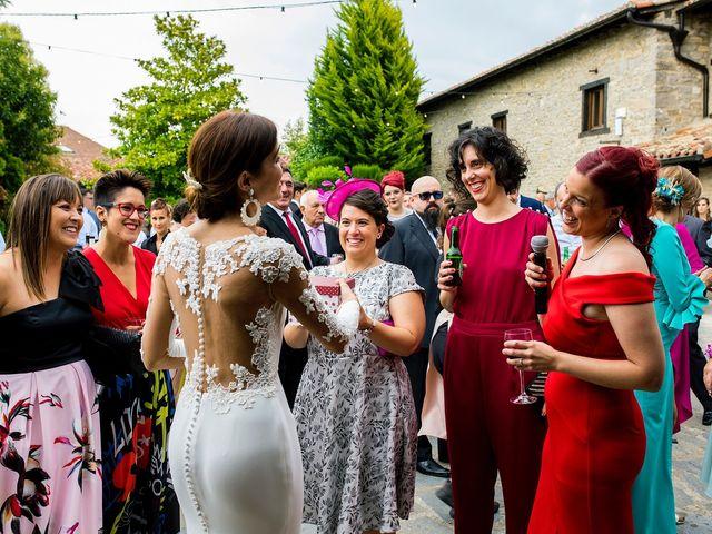 La boda de Eli y Asier en Elorriaga, Álava 39