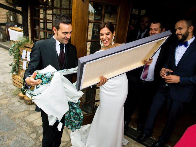 La boda de Eli y Asier en Elorriaga, Álava 40