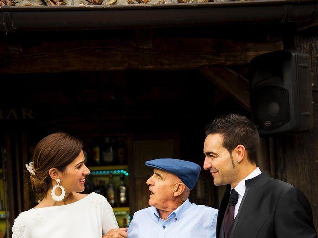 La boda de Eli y Asier en Elorriaga, Álava 41