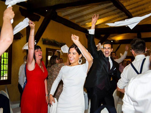 La boda de Eli y Asier en Elorriaga, Álava 43