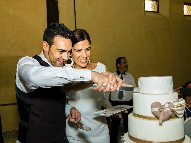 La boda de Eli y Asier en Elorriaga, Álava 47