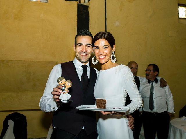 La boda de Eli y Asier en Elorriaga, Álava 48