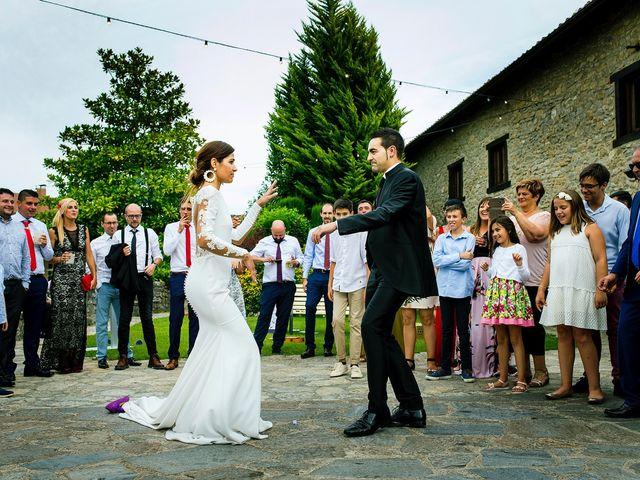 La boda de Eli y Asier en Elorriaga, Álava 50