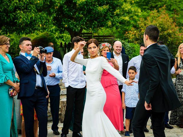 La boda de Eli y Asier en Elorriaga, Álava 52