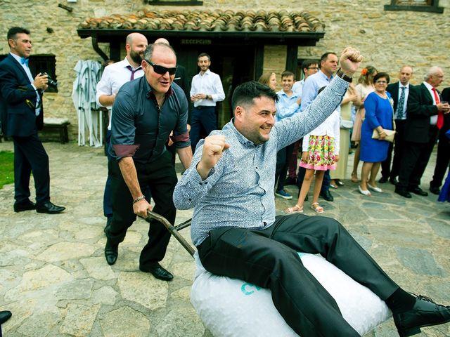 La boda de Eli y Asier en Elorriaga, Álava 53