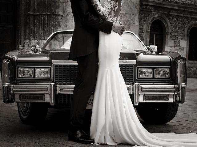 La boda de Eli y Asier en Elorriaga, Álava 58