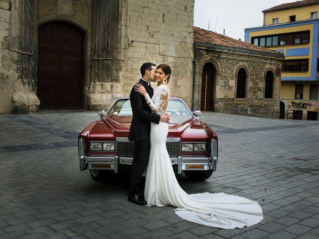 La boda de Eli y Asier en Elorriaga, Álava 59