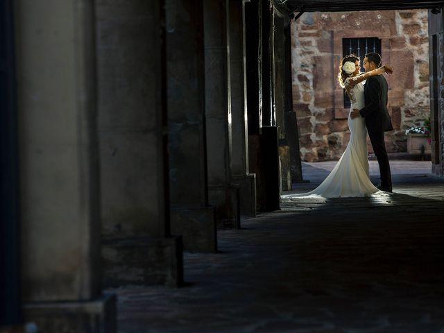 La boda de Eli y Asier en Elorriaga, Álava 60