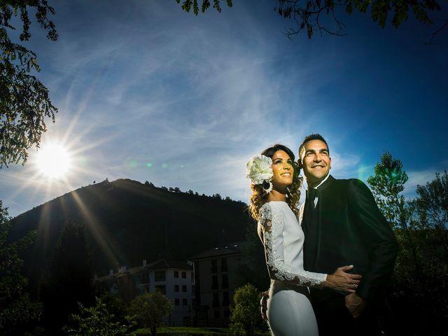 La boda de Eli y Asier en Elorriaga, Álava 61