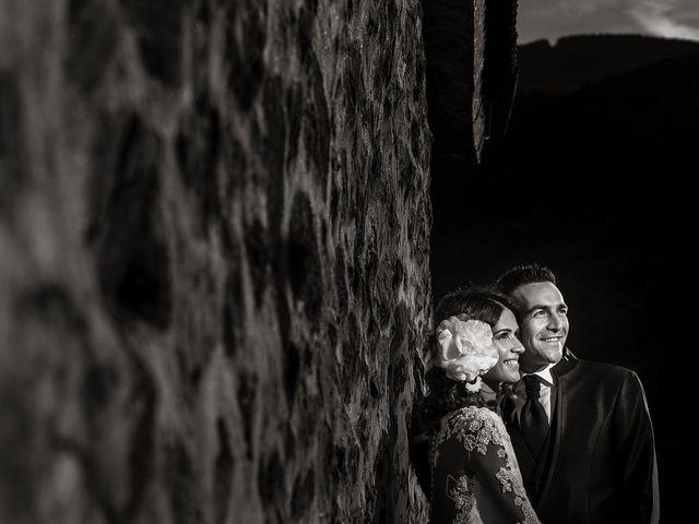 La boda de Eli y Asier en Elorriaga, Álava 64