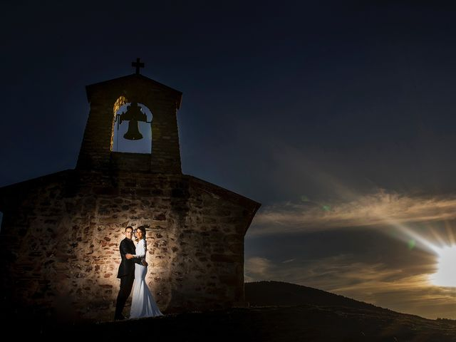 La boda de Eli y Asier en Elorriaga, Álava 66