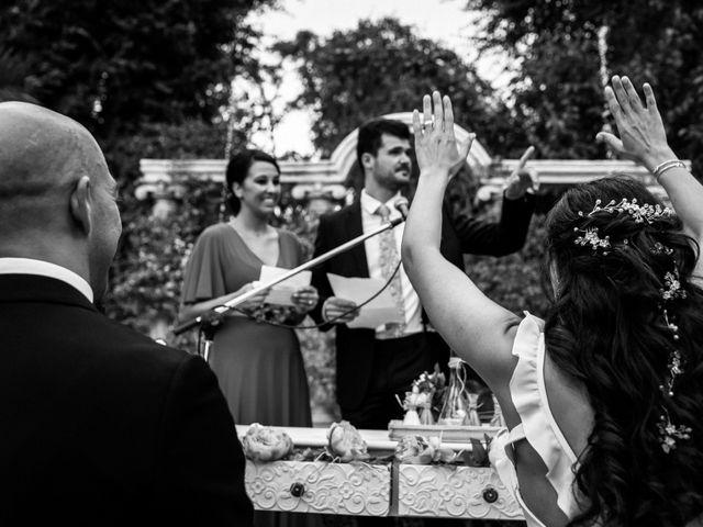 La boda de Javi y Arantxa en Madrid, Madrid 17