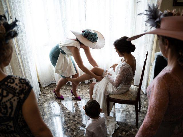 La boda de M. Paqui y Sergio en Torreperogil, Jaén 7