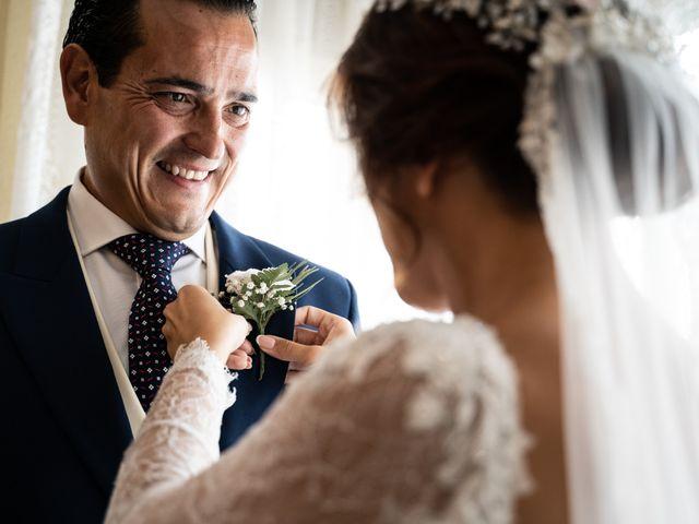 La boda de M. Paqui y Sergio en Torreperogil, Jaén 10