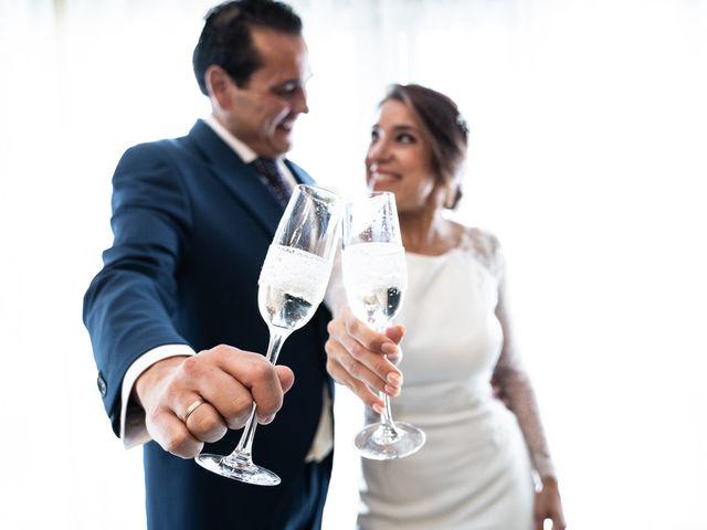 La boda de M. Paqui y Sergio en Torreperogil, Jaén 13