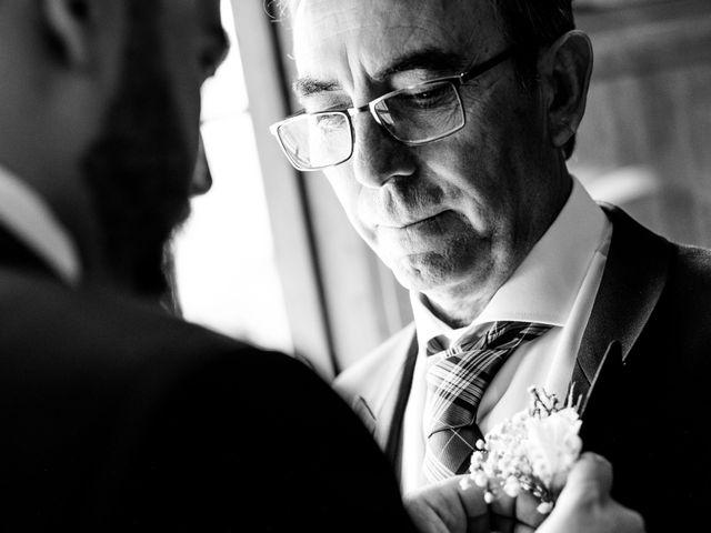 La boda de M. Paqui y Sergio en Torreperogil, Jaén 18
