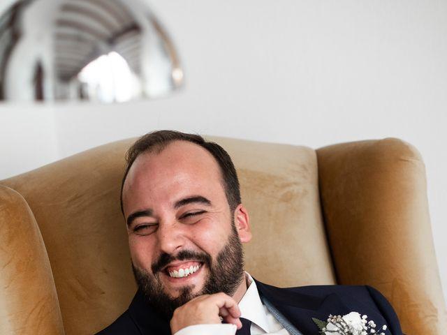 La boda de M. Paqui y Sergio en Torreperogil, Jaén 19