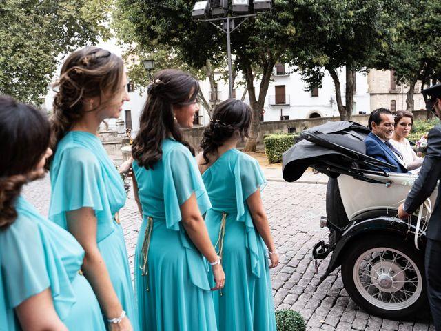 La boda de M. Paqui y Sergio en Torreperogil, Jaén 20