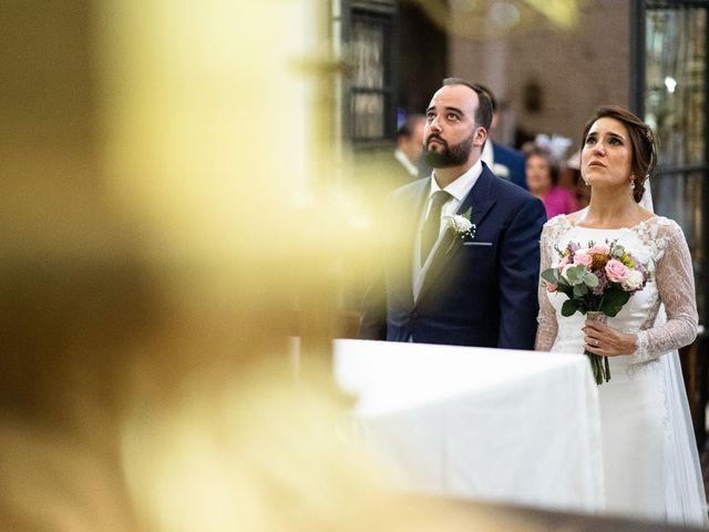 La boda de M. Paqui y Sergio en Torreperogil, Jaén 31