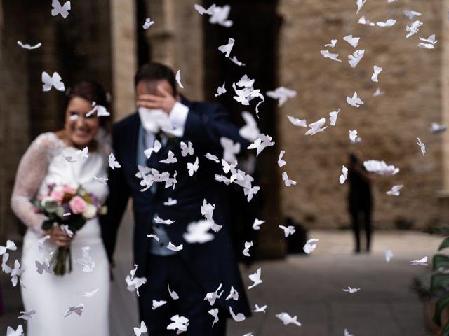 La boda de M. Paqui y Sergio en Torreperogil, Jaén 34