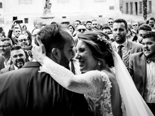 La boda de M. Paqui y Sergio en Torreperogil, Jaén 36